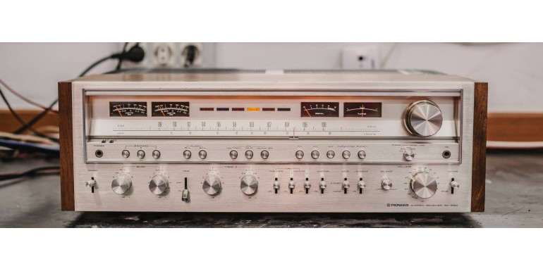 STEREO RECEIVER SX-1280 PIONEER