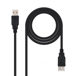 CABLE USB ALARGADOR AM/AH...